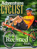 Adventure Cyclist cover - July 2014 - RAGBRAI recumbent rider - 72 ppi