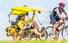 RAGBRAI 2014 - Day 1 of cross-Iowa ride, near May City - C1-1034 - 72 ppi