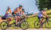 RAGBRAI 2014 - Day 1 - rider(s) between Rock Valley & Hull, Iowa - C1--0331 - 72 ppi