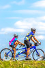 RAGBRAI 2014 - Day 1 of cross-Iowa ride, near May City - C1-0819 - 72 ppi