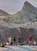 Sunset views from Zabriskie Point in Death Valley National Park - D3-C1-1000 - 72 ppi