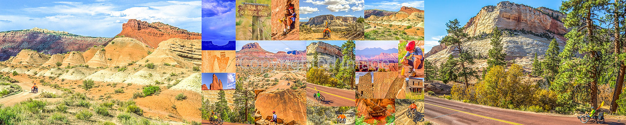 Utah - TerraTrike postcard - Photostrip #1 - JPEG final