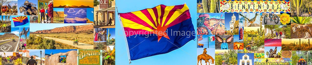 Photo strip - TerraTrike - Arizona - JPEG for website