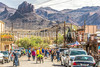 Route 66 in Oatman, AZ - C1-0079 - 72 ppi