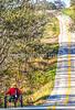 Touring triker on TransAm between the Mississippi River & Farmington, MO-30250 - 72 ppi-2