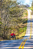 Touring triker on TransAm between the Mississippi River & Farmington, MO-30250 - 72 ppi