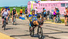 RAGBRAI 2014 - Day 1 - rider(s) between Rock Valley & Hull, Iowa - C1--0519 - 72 ppi