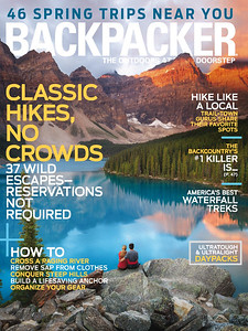 Backpacker - May 2014
