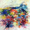 """""""Crystallize"""" (mixed medium) by Karen H Salup"""