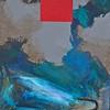 """Inner Atlas"" (acrylic) by Peter Russom"