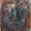 """""""Untitled II"""" (acrylic) by Brandon Camunas"""