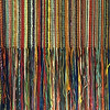 E. Pluribus Unum (weaving) by Beth Sanders
