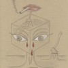 """""""The Risk of Speaking My Mind"""" (graphite on paper) by Margot Collins"""