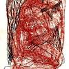 """""""Angel"""" (sanguine on paper) by Margo Sarkisova"""