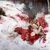 """Mother Russia"" (acrylic and oil on canvas) by Stas Artigorov"