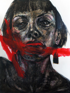 """Destiny 15"" (acrylic) by William Stoehr"