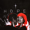 """Hope"" (acrylic on canvas) by Anastasia Gorbaneva"