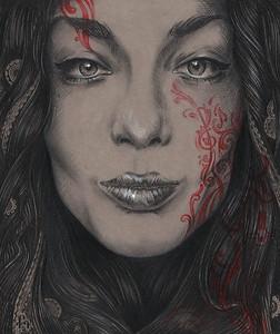 """NOVAS"" (pencil) by David Bagdasaryan"