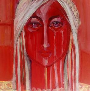"""Transformational"" (acrylic) by Luciana Fabiilli"