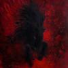 """Daemon"" (acrylic) by Ekaterina Styazhkina"