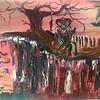 """""""Judas"""" (oil) by Mila Trushkova"""