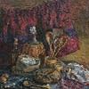 """Pancakes coming"" (oil) by Ekaterina Shuvalova"