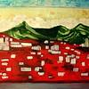 """Life Under The Sun"" (mixed media) by Pascha Schestopalov"