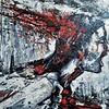 """Instant"" (oil on canvas) by Alexandra Zvereva"