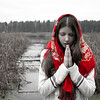 """Pray"" (photography) by Alexandra Evstigneeva"