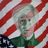 """Andy Warhol"" (oil) by Anna Beverwijk"