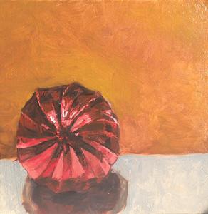 """Reflected Light"" (oil) by Jennifer Gano"