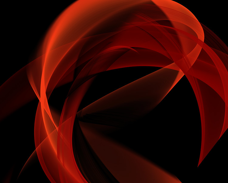 """Scarlet"" (digital painting infused to metal) by Jyl Blackwell"