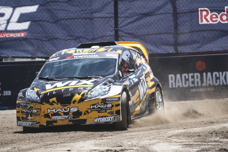 Red Bull GRC Detroit 2015