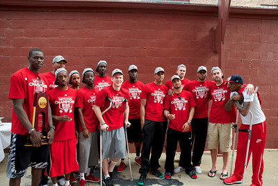 2013 Louisville Cardinals