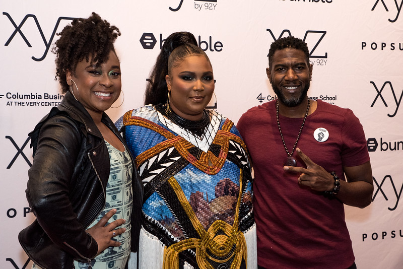 Phoebe Robinson, Lizzo & Jumaane D. Williams