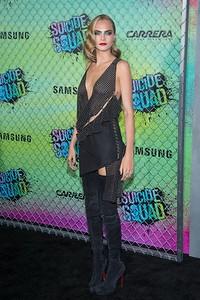 Model / Actress Cara Delevingne