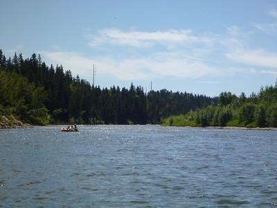 Red Deer River June 27-15