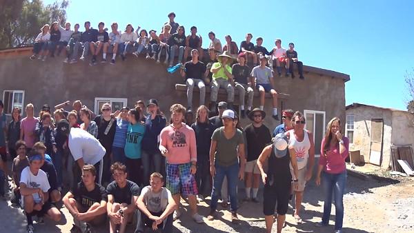 Baja 2015 House Build