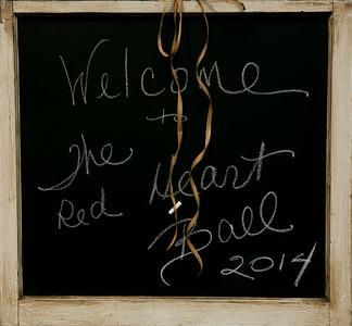 Red Heart Ball November 2014