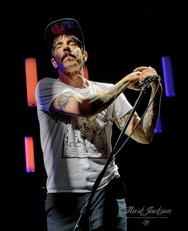 Anthony Kiedis RHCP