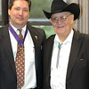 Mr. Eric R. Miller, Grand Knight, Msgr. Dominic Blasco Council, No. 3298, Baton Rouge, LA, and Don Miller