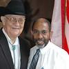 Don Miller and Hon. Leon Emanuel, First JDC, Caddo Parish, LA