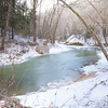 River Bend in Winter