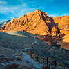 Red Rock Canyon National Conservation Area, Nevada, February 2016.