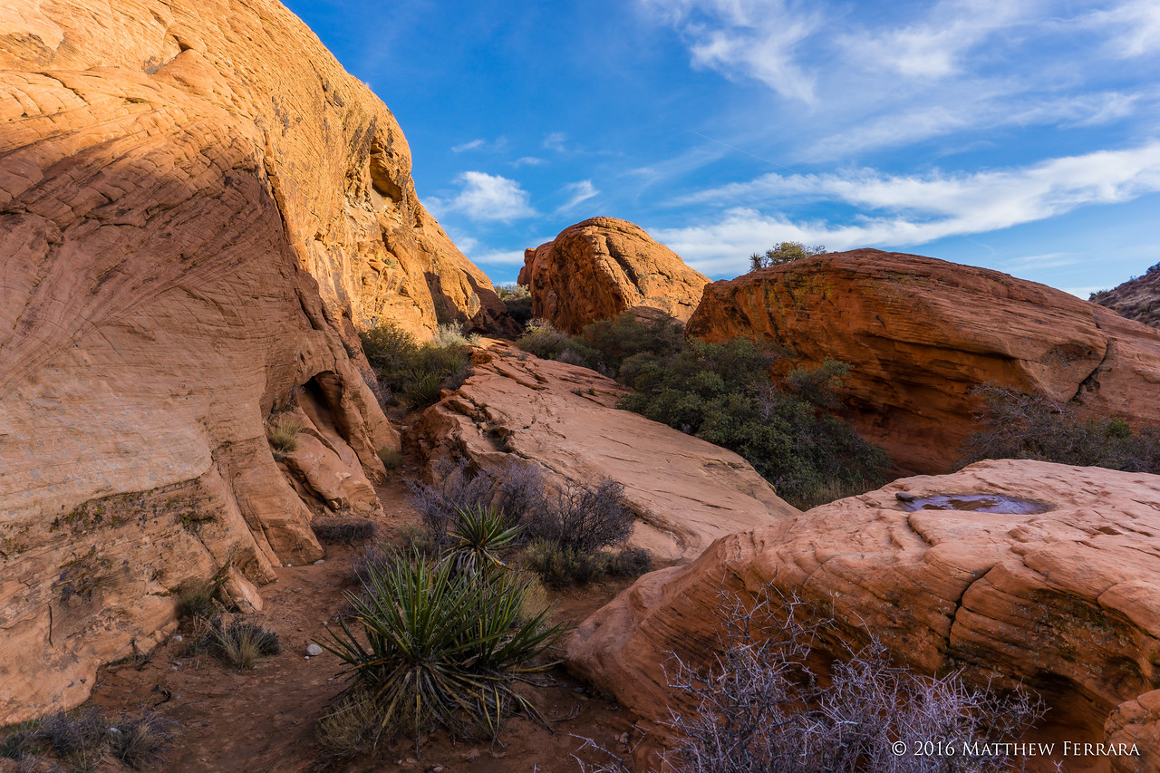 Red Rock Canyon, Las Vegas, Nevada