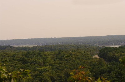 View of Cape Ann from RedRock