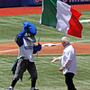 Italian Day at the Rogers Centre.