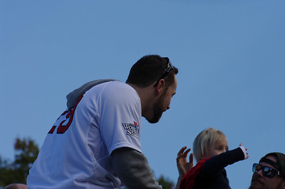 Red Sox Rolling Rally 2013 - Daniel Nava & The Bucholz