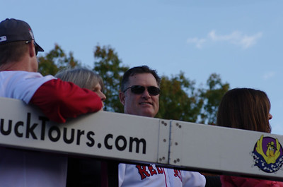 Red Sox Rolling Rally 2013 - The Man - John Farrell