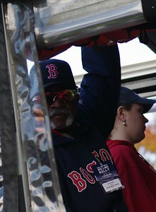 Red Sox Rolling Rally 2013 - El Tiante
